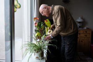 fotograferen voor nationaal ouderenfonds